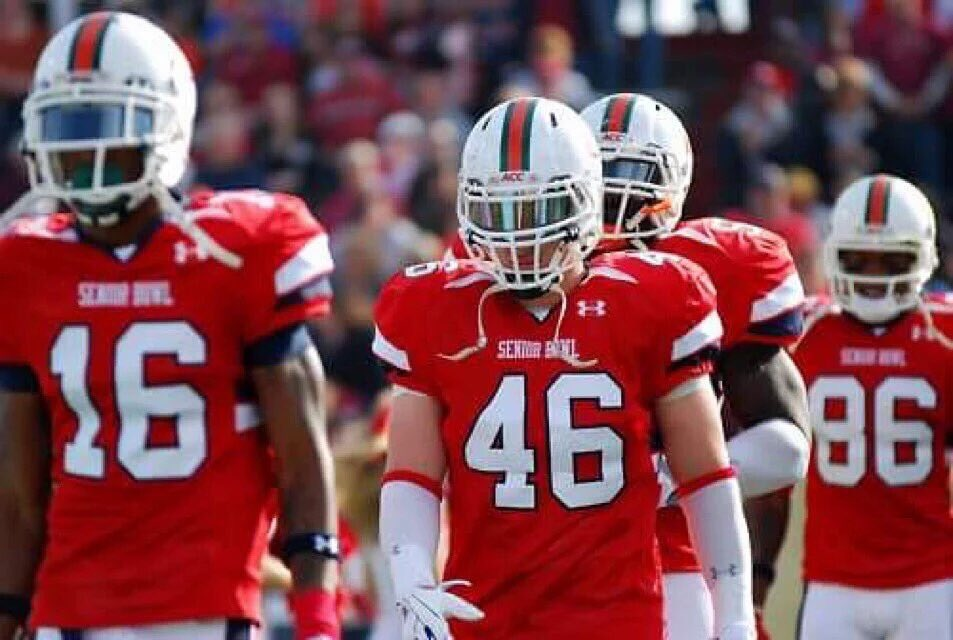 RT @COLINMcCARTHY52: 😎😎😎 TBT to the Senior Bowl with the crew. 🙌🏻🙌🏻🙌🏻 @D_VanDyke8 @HankTime85 @BigCuzzo...