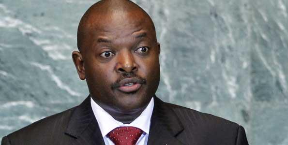 Nkurunziza calls Burundian refugees in TZ back home