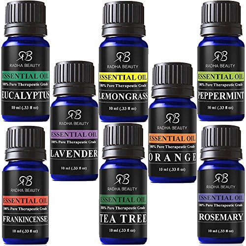 US #Beauty No.8 Aromatherapy Top Essential Oils Set 100% Pure & Th... https://t.co/jpPrWZULZH https://t.co/vHaZB1SHQI