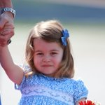 Thrifty Duchess of Cambridge 'dresses Princess Charlotte in Prince Harry's eighties cast-offs'