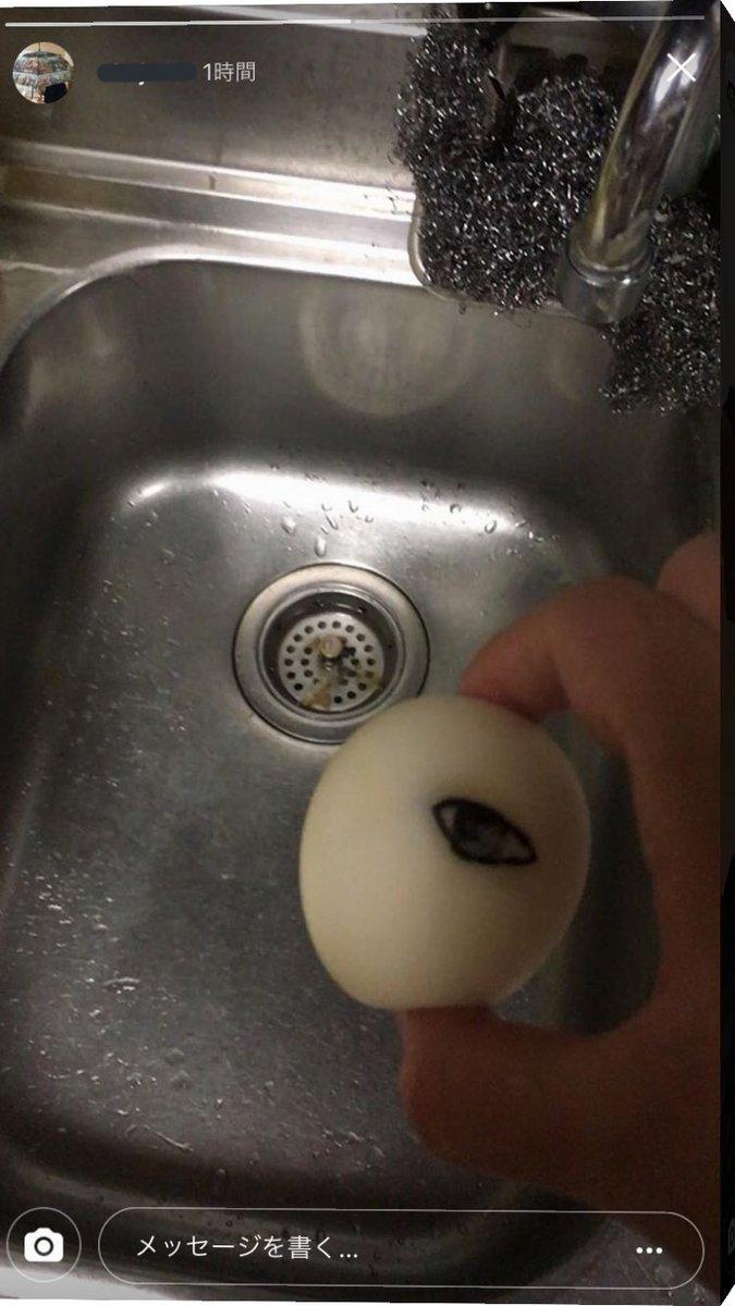 え、あんなに大切にしてた酢卵…弟サイコパスすぎやろ…