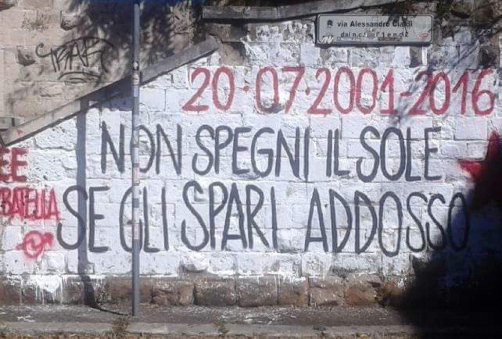 #genova2001