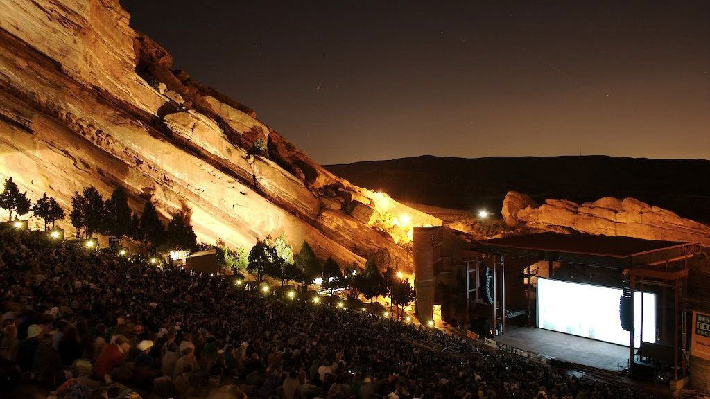 Nine of the coolest concert venues in the world