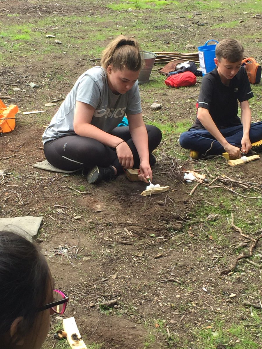 test Twitter Media - Bush craft afternoon. Making fires and cooking your own bread. #patterdale17 https://t.co/VUY8ABhfa4