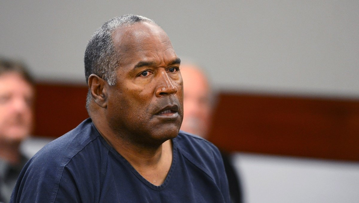 OJ Simpson making case for his freedom