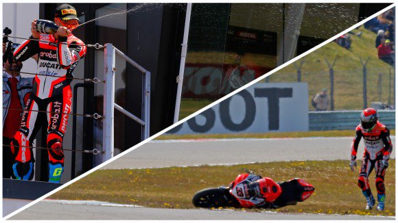 test Twitter Media - 📝 Season recap: @MarcoMelandri33's highs and lows   🎥 #WorldSBK  https://t.co/GPmvNx0mrm https://t.co/rs1HYUeQEO