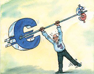 RT @D_Financiero: 1 #Euro = 1,1629$ récord desde enero de 2015. #EuropeRules https://t.co/u2coTcMn04