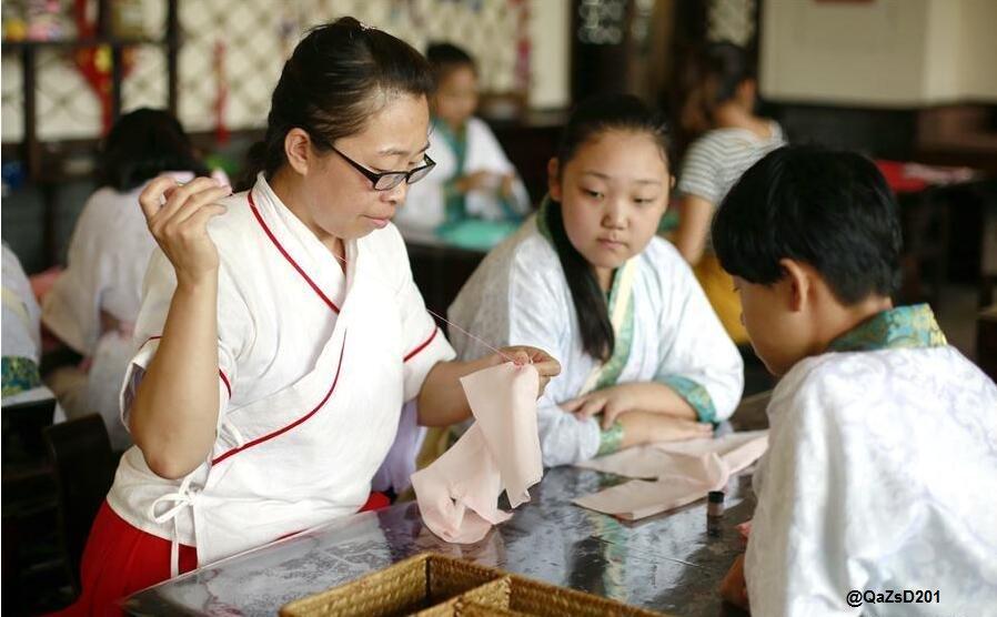 #الصين الثقافة الوطنية التقليدية العطلة