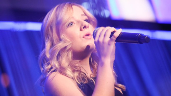 'American's Got Talent' alum @jackieevancho is getting a TLC special