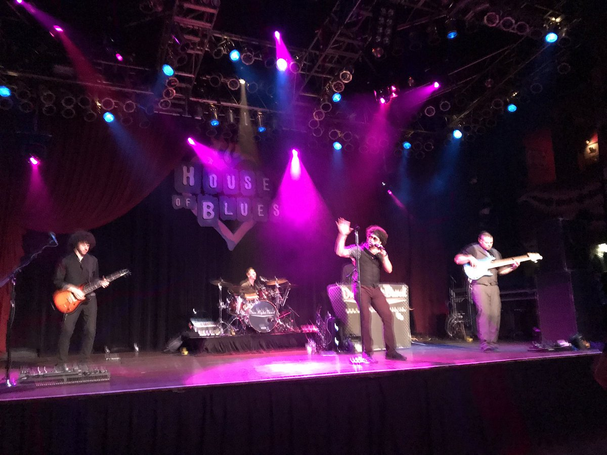 test Twitter Media - .@OneNightBandChi performing at the Performics All Hands #OnePFX https://t.co/WsApEC96nx