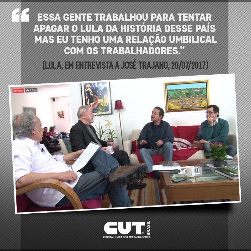 #DemocraciaComLula