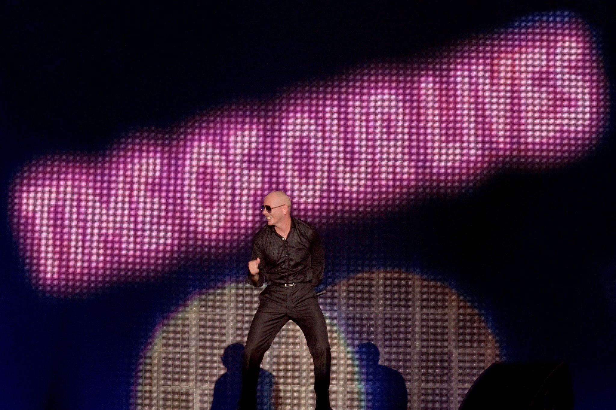 #TBT 'Every day above ground is a great day, remember that. Dale!' #PitbullVegas https://t.co/ZzDyqB9ia3 https://t.co/8bYx43yFCi