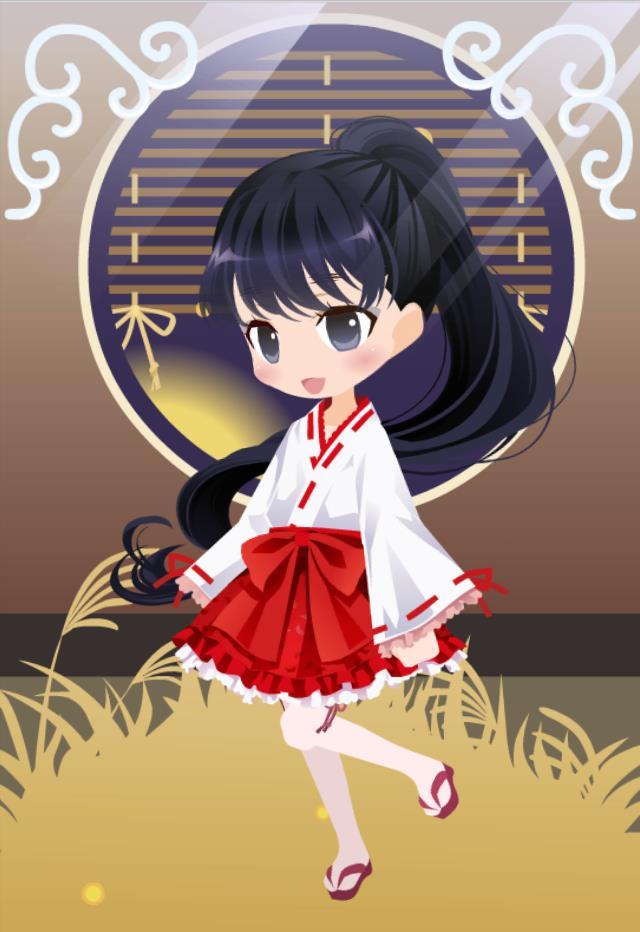 7月21日はハイスクールD×Dの姫島朱乃の誕生日ということでポケットランドのコーデは姫島朱乃風です。#7月21日は姫島朱