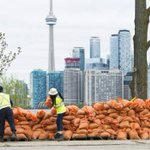 Toronto remains under flood watch with some roads closed due to flooding