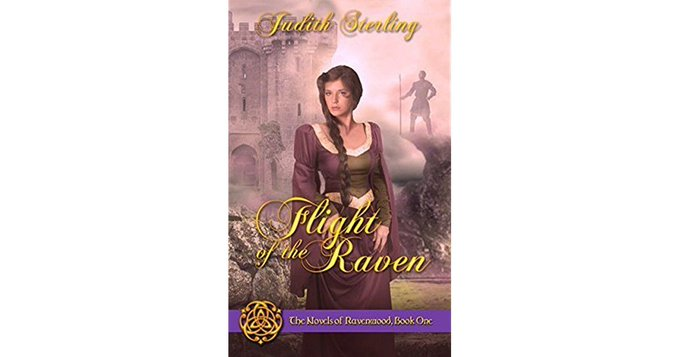 Book giveaway for Flight of the Raven (The Novels of Ravenwood, #1) by Judith  Sterling Jun 27-Jul 24, 2017