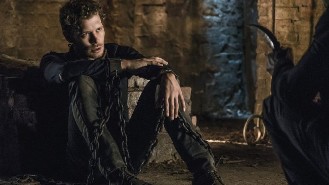 TheOriginals will end after its fifth season