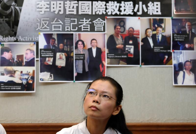 After a famed prisoner dies in China, Taiwan fears for another