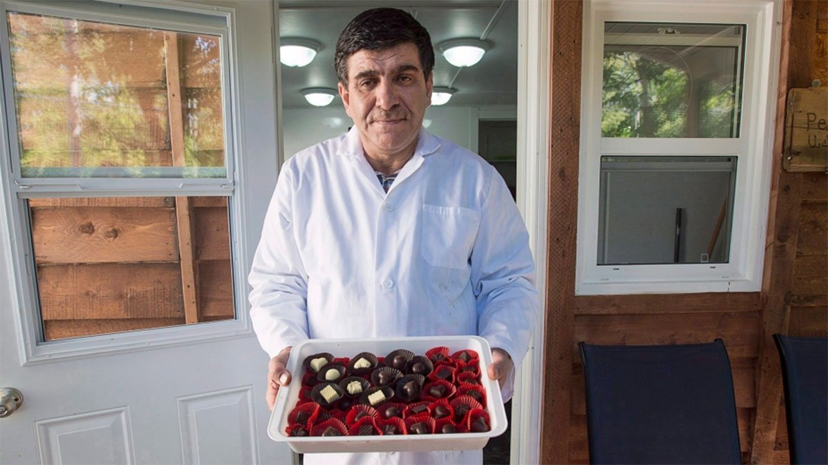 Syrian refugee family's chocolate business expanding, hiring in N.S.