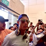 Cristiano Ronaldo in Singapore to visit Peter Lim and family