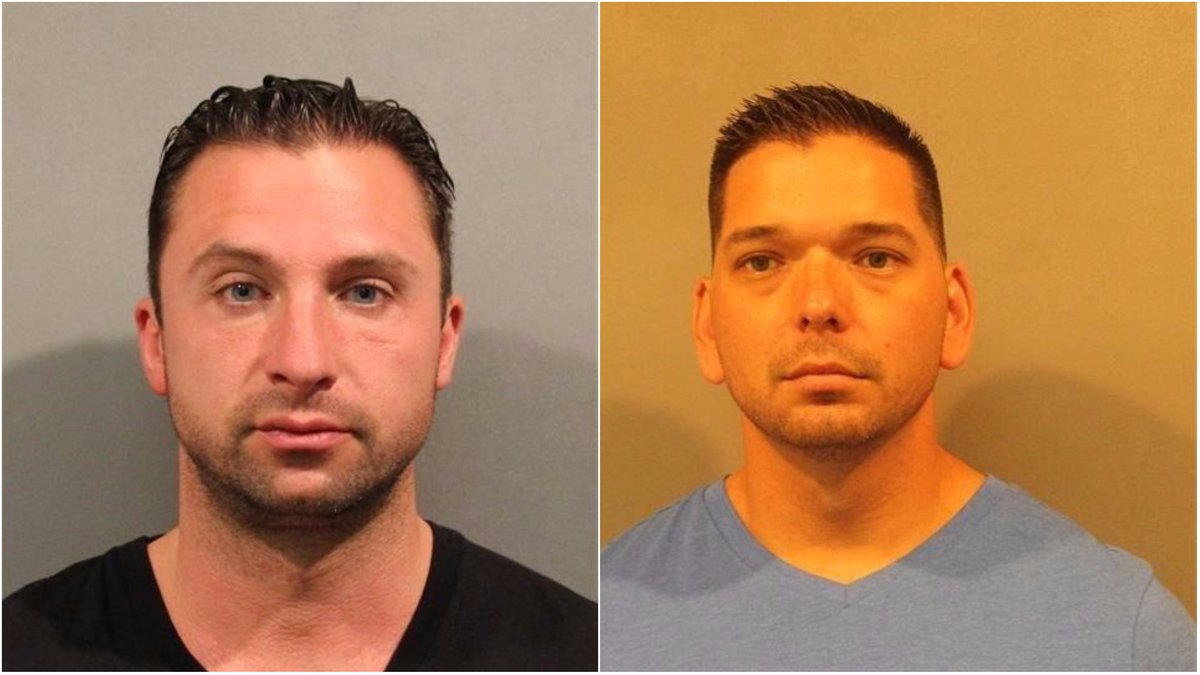 Lake County cop found guilty in hit-and-run at Gary Air Show; another suspended amid rape charges