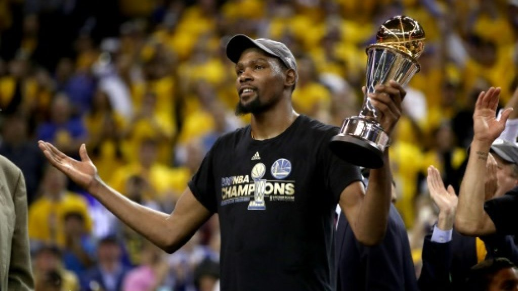NBA finals MVP Durant to visit India next week