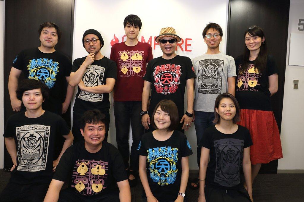 Tシャツが売れれば売れる程TVアニメ有頂天家族2スタッフ陣(CAST含む)にTシャツが差し入れされて、いずれ来るであろう