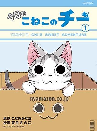 やんちゃで好奇心旺盛な子猫のチーの毎日はドキドキワクワクの冒険がいっぱい!「今日のこねこのチー(2)」本日発売!pixi