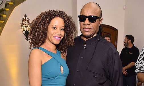Stevie Wonder marries for a third time in star-studded ceremony: