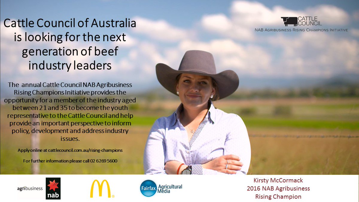 #NEWS Are you the next #beef industry Rising...