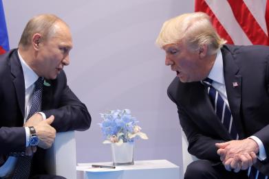 Donald Trump is a great listener, according to Vladimir Putin