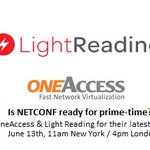 Missed our webinar with @Lightreading on #NETCONF? Watch it here https://t.co/FkQ2guur2r https://t.co/y6aZke5vdu