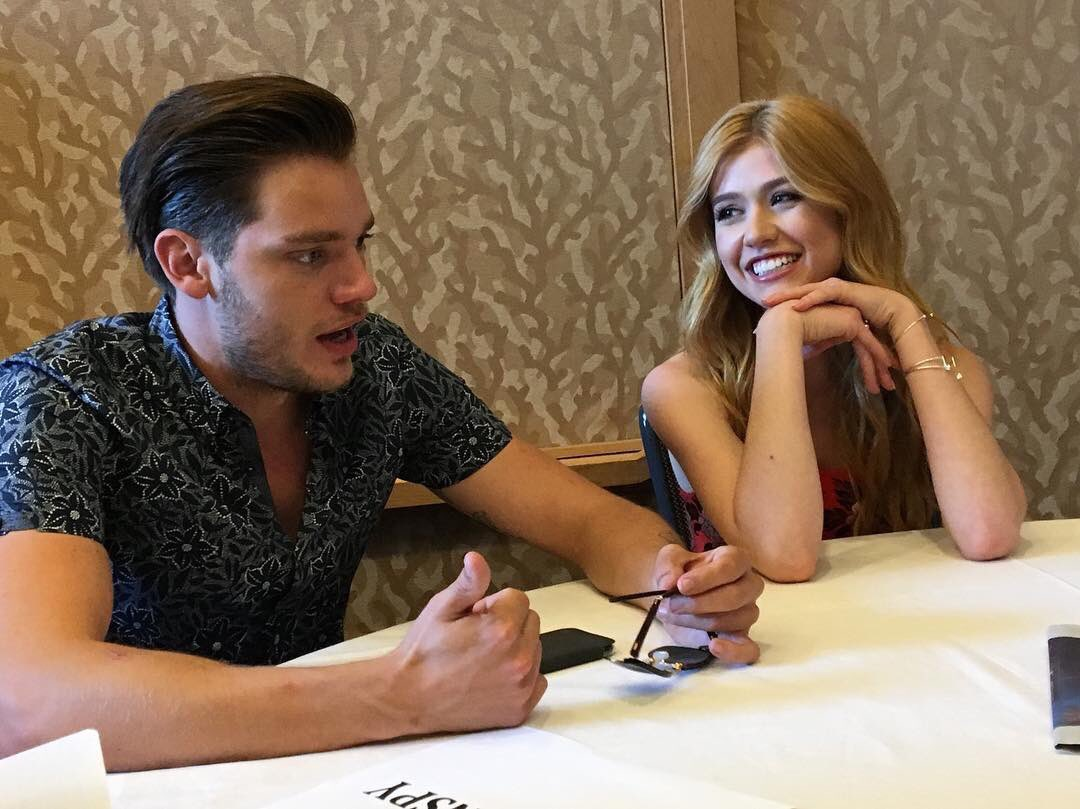 #ShadowhuntersAtSDCC