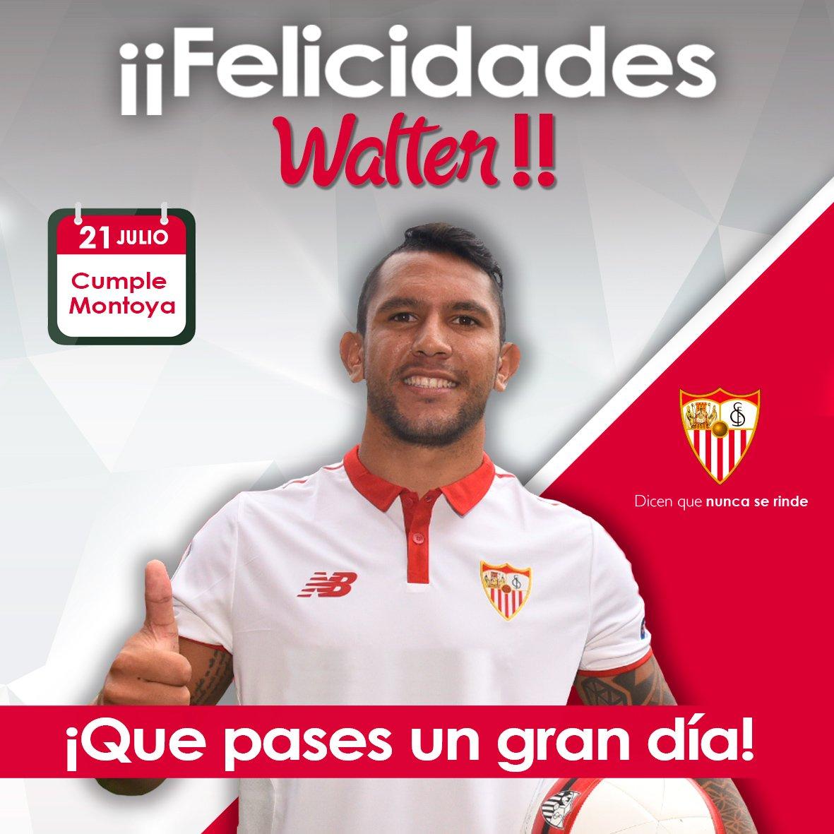 SevillaFC montoya