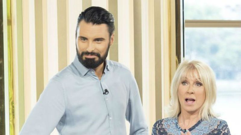 Rylan Clark-Neal 'saved fellow This Morning host's life' after she fell asleep in the