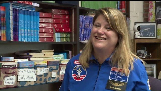 Iowa Teacher Brings Space Camp Adventures toClassroom