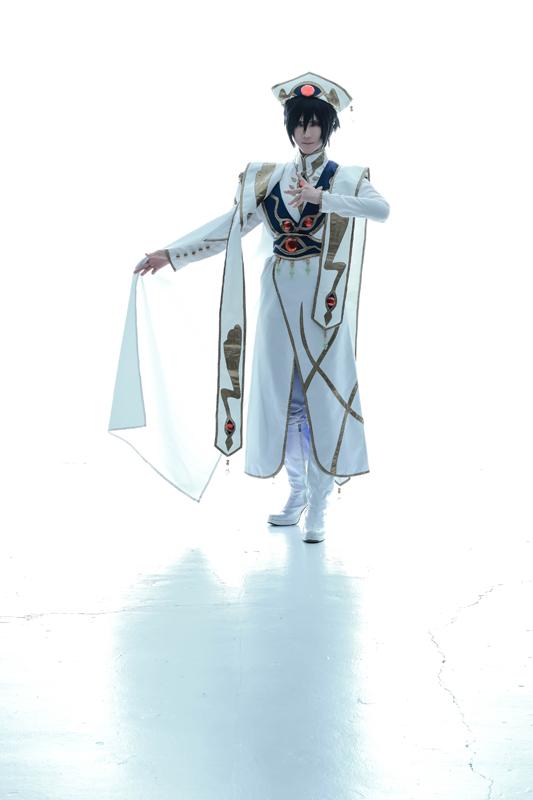 【コス写真:コードギアス】ールルーシュ・ヴィ・ブリタニアーphoto:もとむ様()