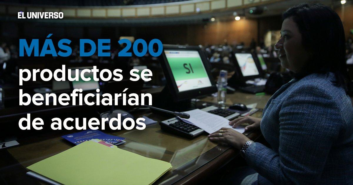 Más de 200 productos se beneficiarían de acuerdos con Nicaragua y El Salvador