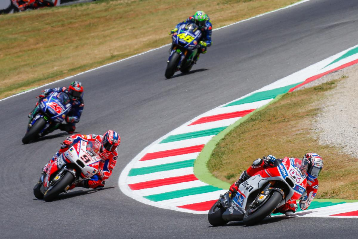test Twitter Media - GP Recap: Dovi does it for Ducati in Mugello  All the best videos:  #MotoGP 🎥 https://t.co/EJi1C1q5Ro https://t.co/aIQksyGBVu