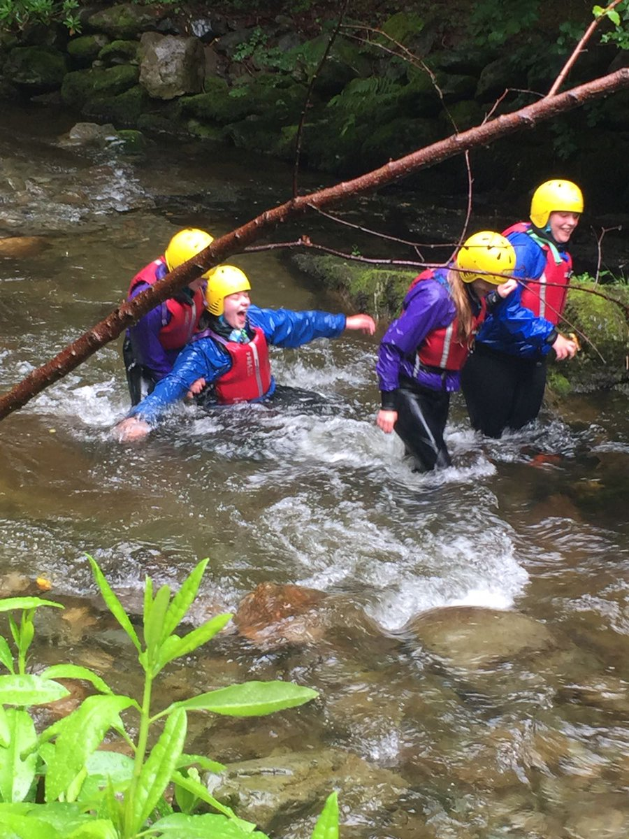 test Twitter Media - Gorge Walking on the last morning of patterdale17.  Faster flowing water made  walking difficulty for some. #patterdale17 https://t.co/DkWLZzb8yC
