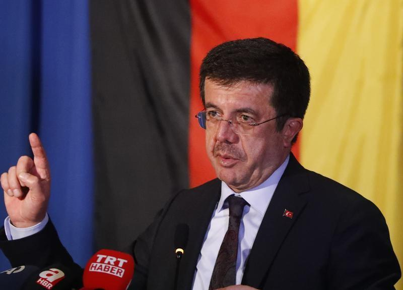Turkey minister says German investments fully guaranteed, denies targeting firms