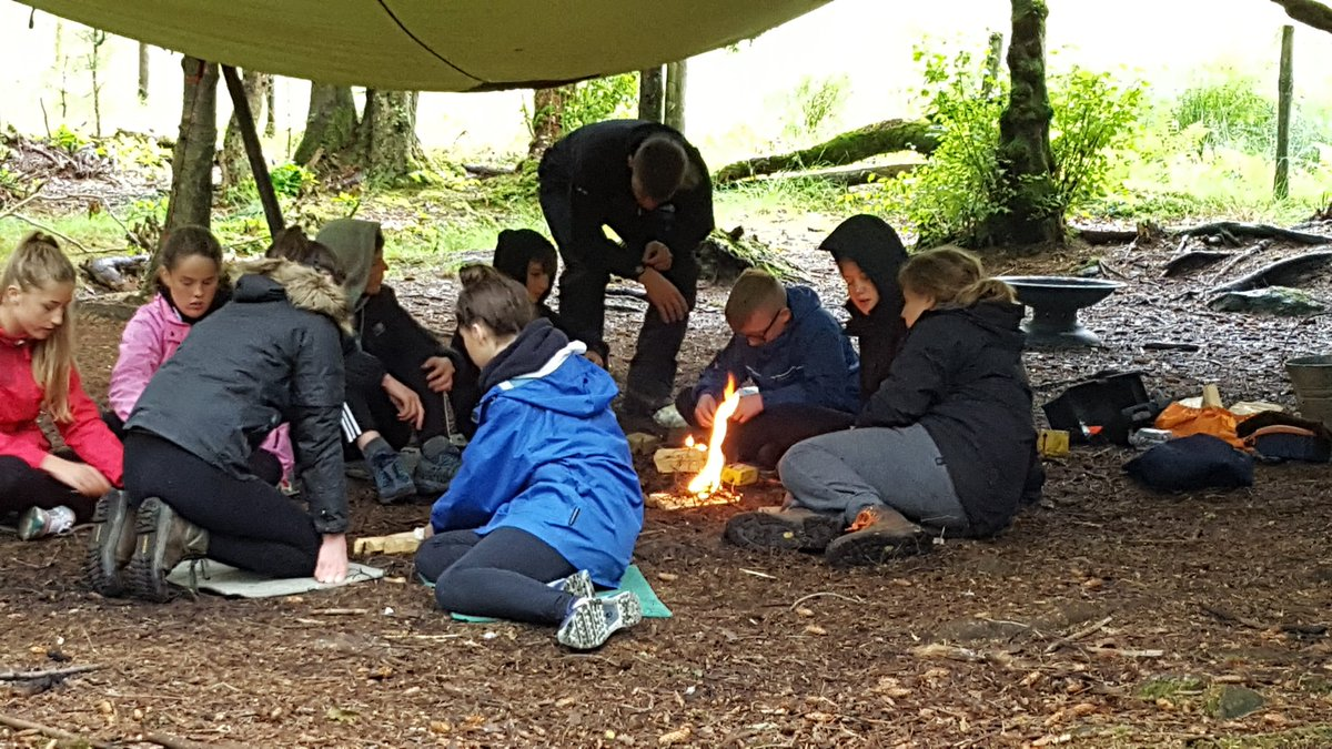 test Twitter Media - Great piles of fire. Bush craft studies at patterdale. #patterdale17 https://t.co/t0rTfmuOHH