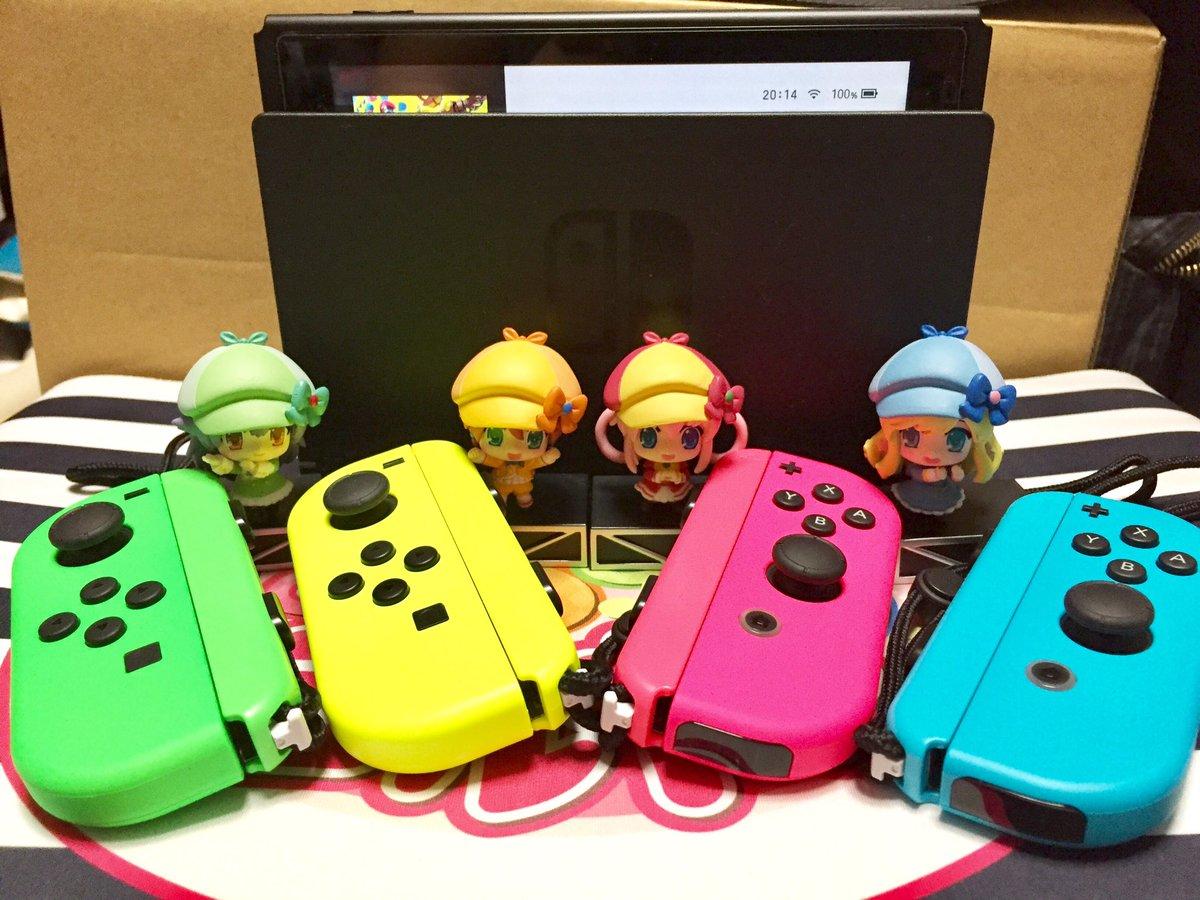 Nintendo Switch ミルキィホームズ エディション