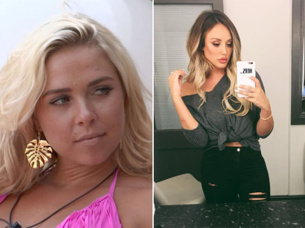 Charlotte Crosby has some harsh words for LoveIsland's Gabby...
