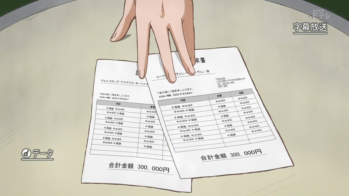 「クラシカロイド」16話ベトとモツが、金(30万×2)を稼ぐために、ヤクザになったり、過去を捨てて茶畑職人になったりして