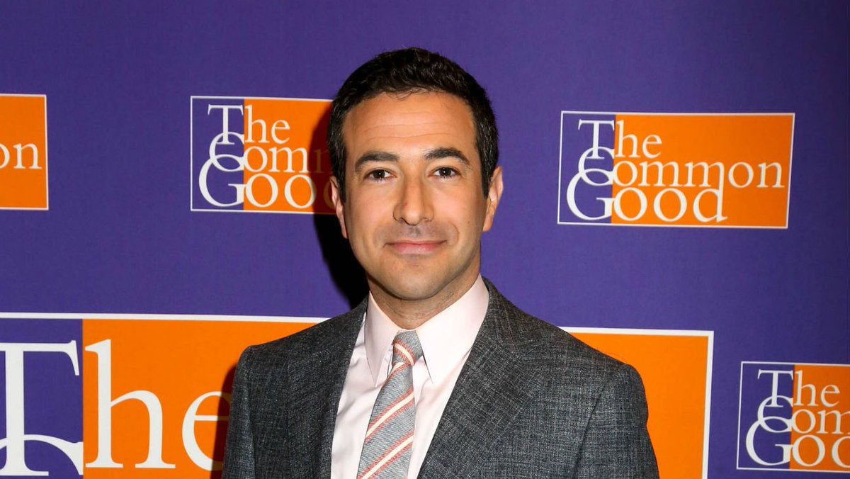 Ari Melber's new MSNBC show gets a name and a launch date