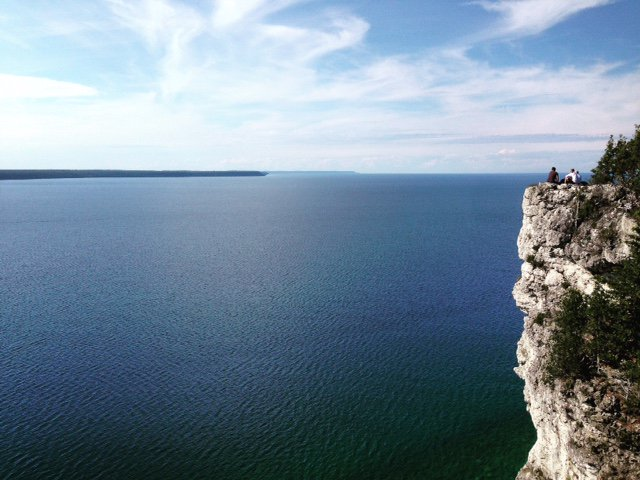 test Twitter Media - Taking in the nearly tropical blues on the Bruce Peninsula #BruceTrail #Ontario https://t.co/MQqPsXrLF9