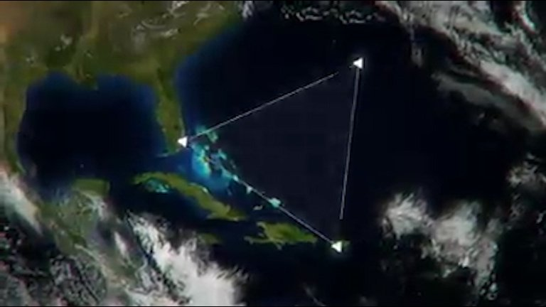 Bermuda Triangle mystery has finally been SOLVED, claim scientists who say there's a simple reason behind 100-years of spooky disappearances