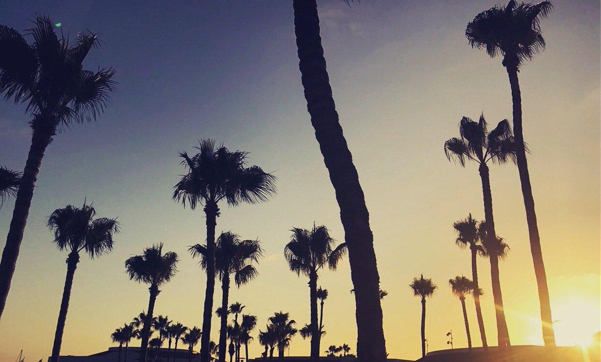 Sunset 🌅 last night ✨ #SanDiego ryhyT1ujLi