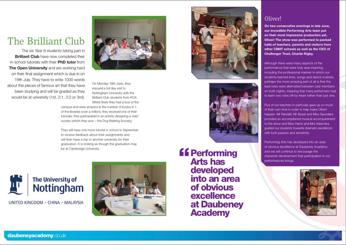 test Twitter Media - Not sure how Mr Rigby @Challenger_CT and I sneaked into your Newsletter! Great to see @BrilliantClub featured and, of course, the arts! https://t.co/OyP98OeXTk