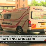 Four more emergency centres put up to fight cholera